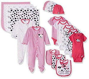 19 PIECES Baby Gift Set - Upto 3 Months - WAS $89.99 NOW $69.99