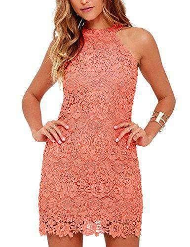 Party Lace Mini Dress  WAS $49.99 NOW $36.99