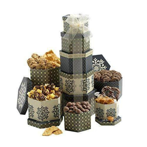 Tower Gift Basket
