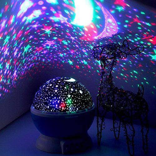 LED Night Lighting Lamp - Light up Your Bedroom with This Moon