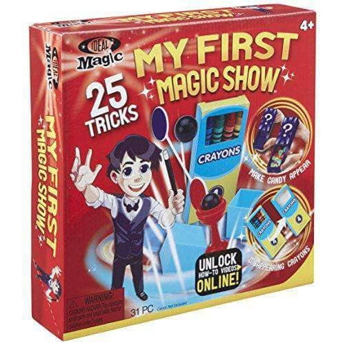 Magic Set - Age 4 to 10