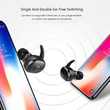 Bluetooth 5.0 Wireless Earphones with Charging box
