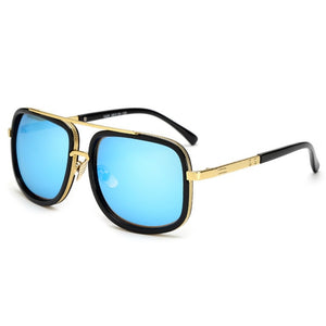 Men's Square Sun Glasess