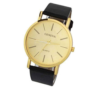 Geneva Gold Classics Watch