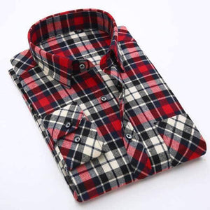 Cotton Shirts - Several Colours - BIG SIZES AVAILABLE