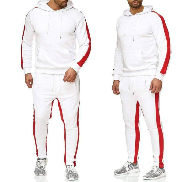 Gyms Casual Two Piece Tracksuit