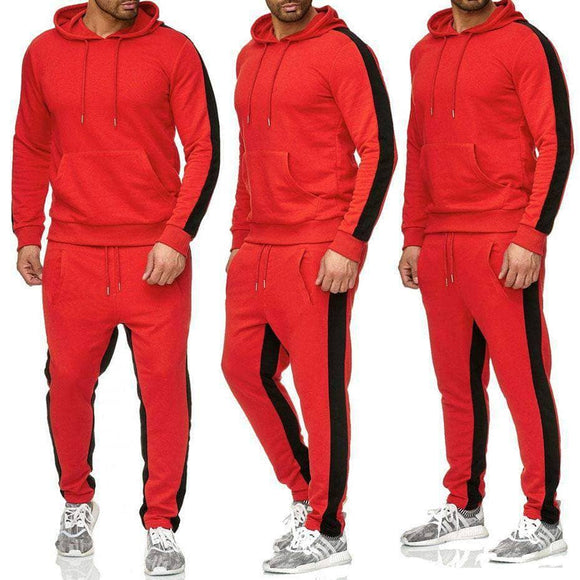 Two Piece Sweatsuit