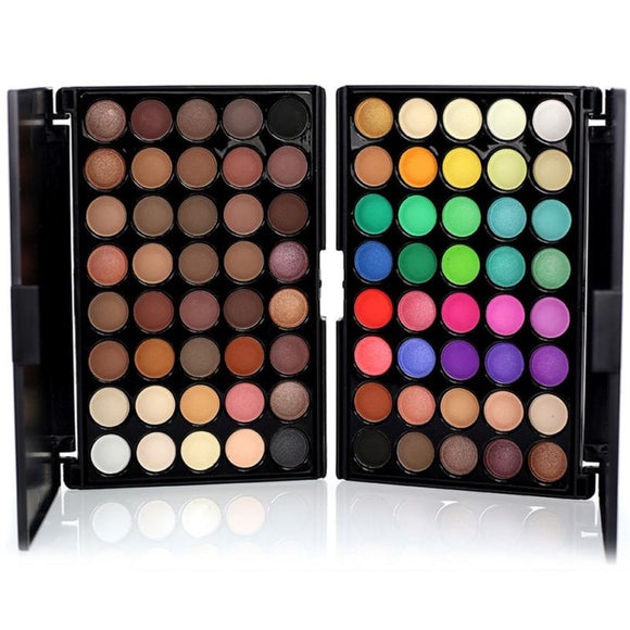 40 Colors Professional Eyeshadow