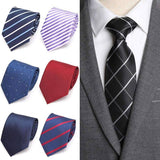 Wedding Formal Tie - Several Designs and Colours
