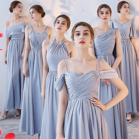 Empire Bridesmaid Dress