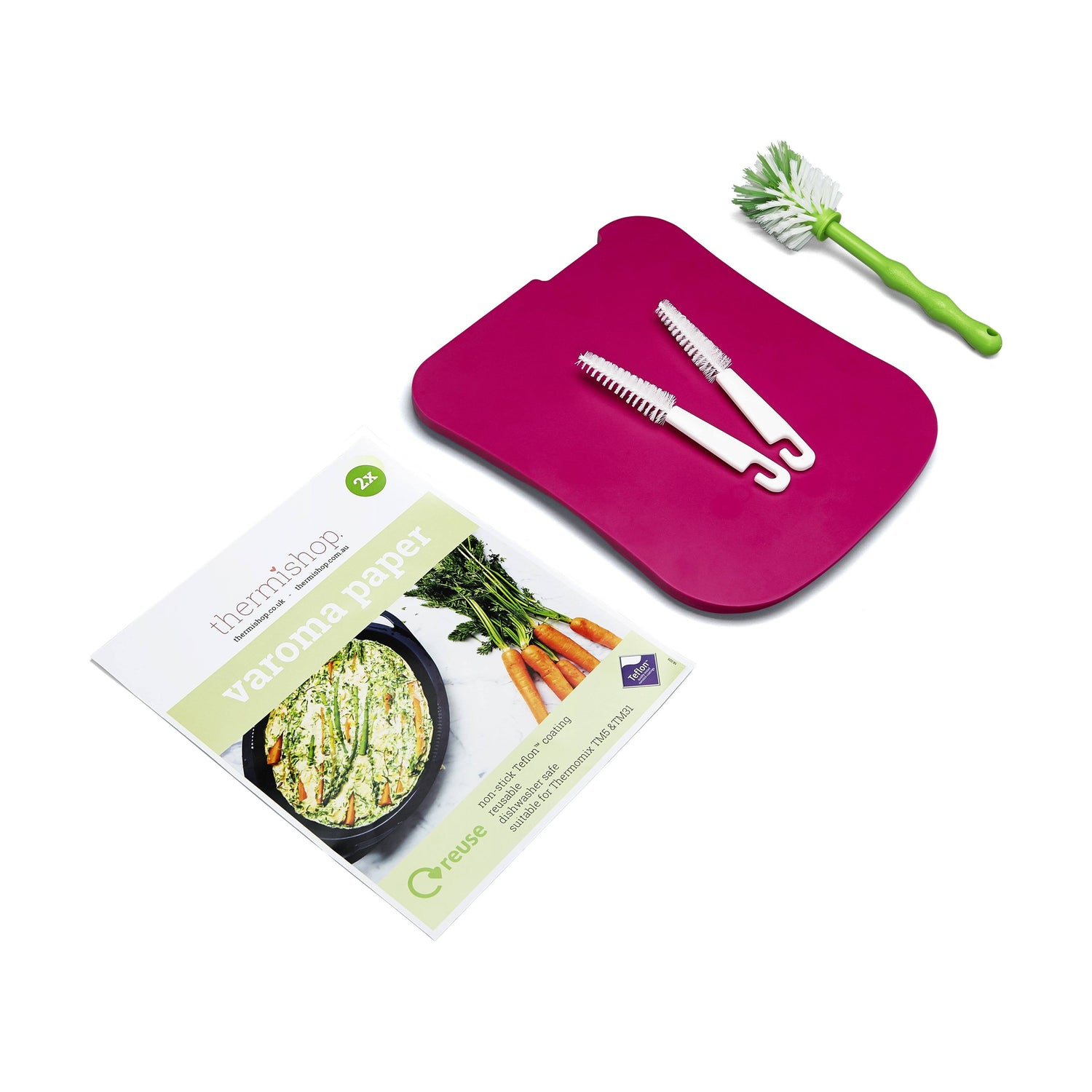 Starter Bundle for Thermomix - Pink - thermishop.com.au