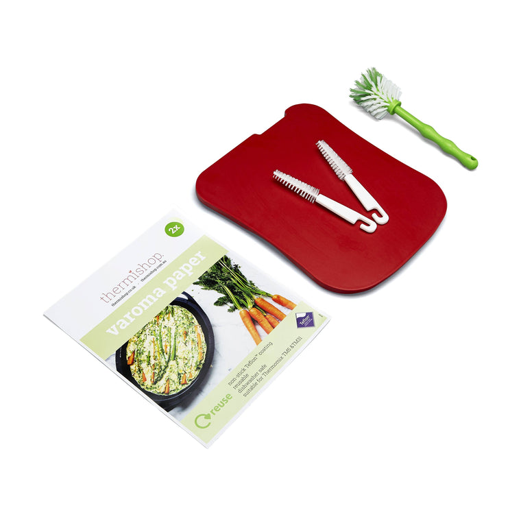 Starter Bundle for Thermomix - Red