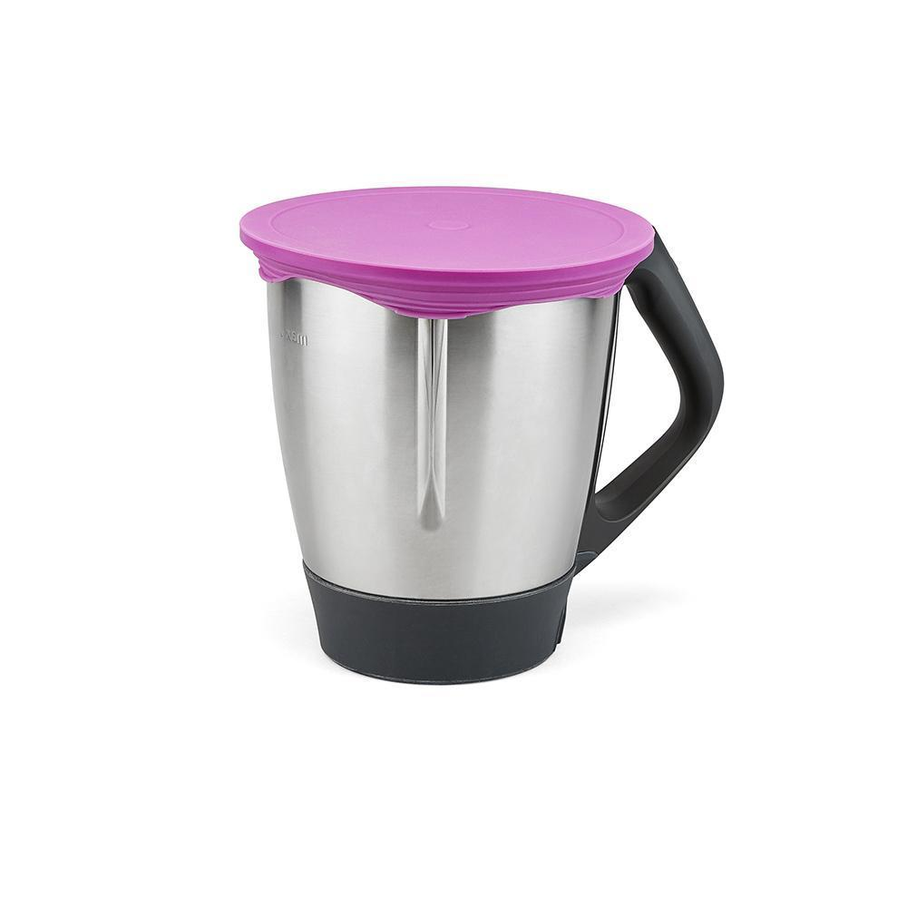 Silicone Airtight Lid 20cm - Fits Thermomix Mixing Bowl - thermishop.com.au