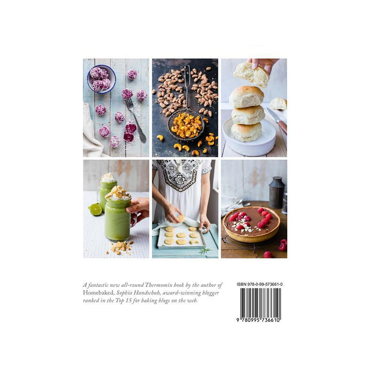 Practice Mix Perfect Book - Recipes for Thermomix - thermishop.com.au