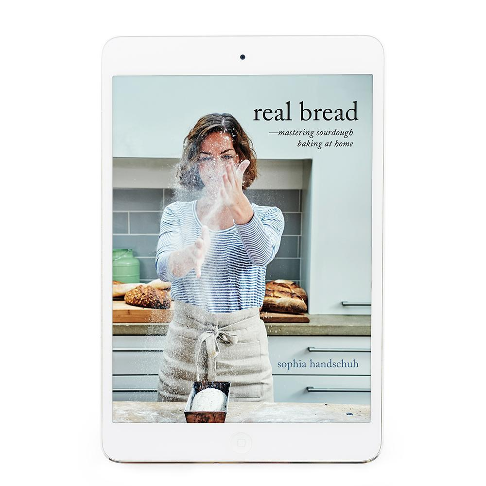 Real Bread eBook - Recipes for Thermomix - thermishop.com.au