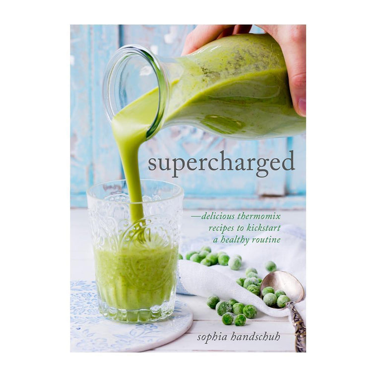 Supercharged Book - Recipes for Thermomix