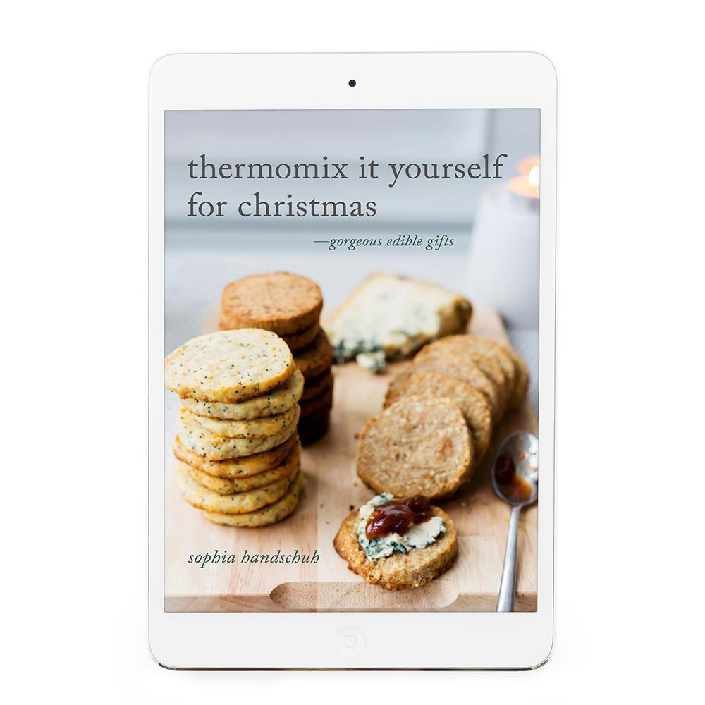 Thermomix it Yourself for Christmas eBook - Recipes for Thermomix - thermishop.com.au