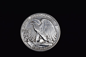 Walking Liberty Half-Dollar