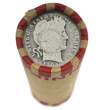 Load image into Gallery viewer, Bank Wheat Penny Roll | Barber Dime