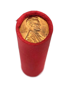 Red Wheat Penny Roll | BU Cent