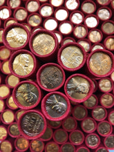 Load image into Gallery viewer, Red Wheat Penny Roll | BU Cent