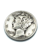 Load image into Gallery viewer, Silver Mercury Dimes (Lot of 5)