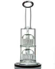 Double 13 Arm Tree Perc Bong