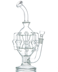 Eight-Arm Chandelier Recycler