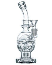 Mini Matrix Perc Faberge Egg Bong