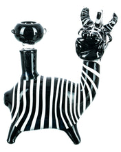 Zak the Zebra Bong