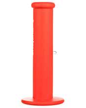 "10"" Silicone Straight Tube Bong"