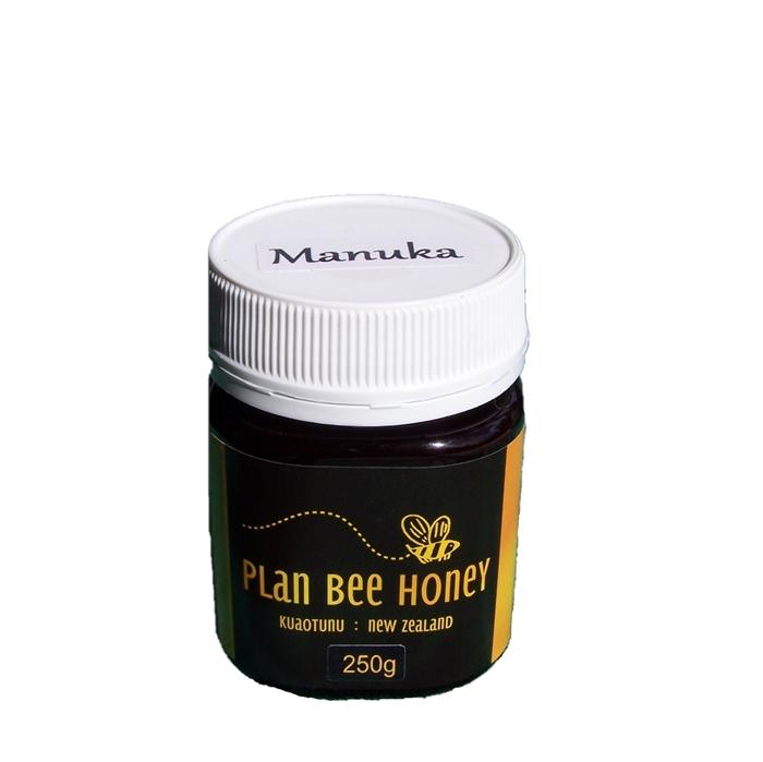 Plan Bee Manuka Honey 250g New Zealand