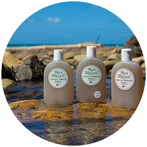 Natural Shampoo and Conditioner made in New Zealand with Kombucha, Kumerahou and Soapnut