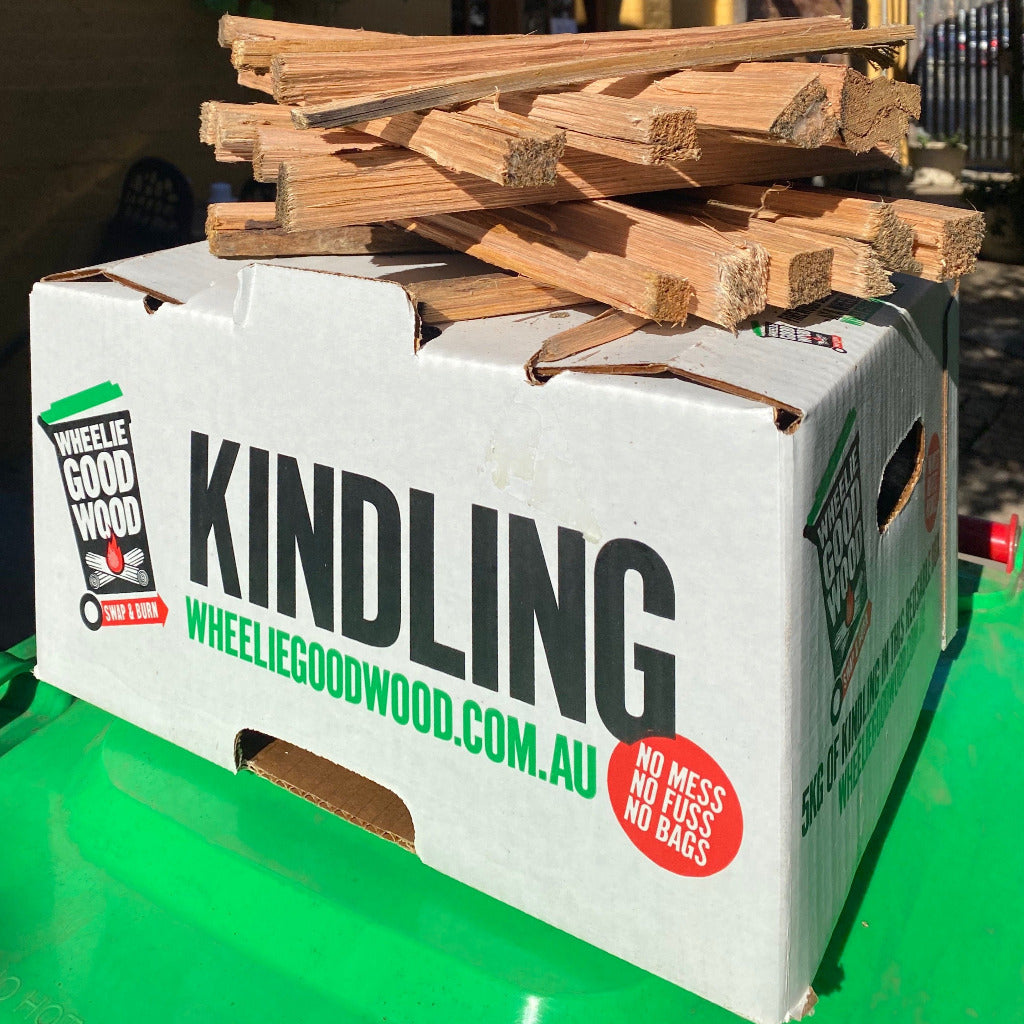 Wheelie Good Kindling - 5kg
