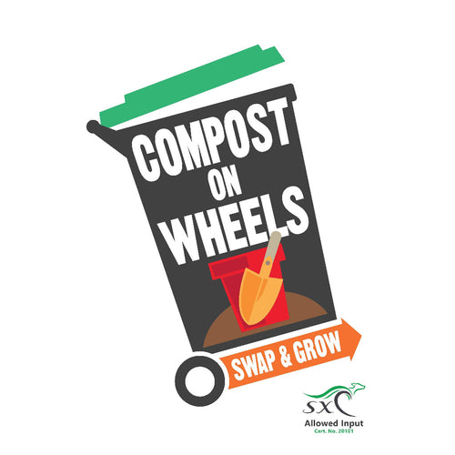 Compost On Wheels - Residential