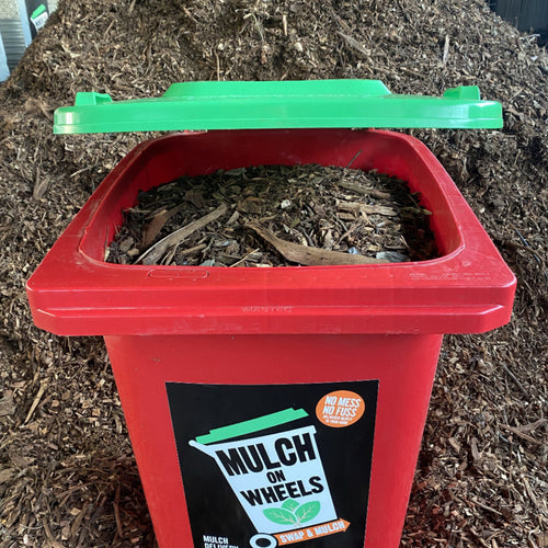 Mulch On Wheels - Residential