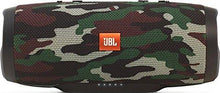 Load image into Gallery viewer, JBL Charge 3 Portable Bluetooth Speakers (Squad)
