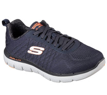 Load image into Gallery viewer, SKECHERS FLEX ADVANTAGE 2.0 - THE HAPPS BLACK