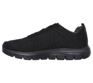 SKECHERS FLEX ADVANTAGE 2.0 - THE HAPPS BLACK