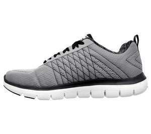 SKECHERS FLEX ADVANTAGE 2.0 - THE HAPPS  GREY