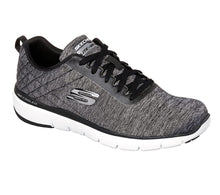 Load image into Gallery viewer, SKECHERS FLEX ADVANTAGE 3.0 BLACK