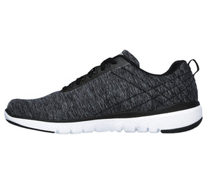 SKECHERS FLEX ADVANTAGE 3.0 BLACK