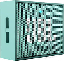 Load image into Gallery viewer, JBL Go Portable Wireless Bluetooth Speaker with Mic (Teal)