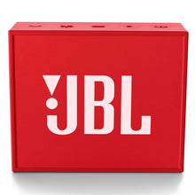 Load image into Gallery viewer, JBL GO Portable Wireless Bluetooth Speaker with Mic (Red)