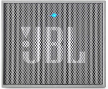 Load image into Gallery viewer, JBL GO Portable Wireless Bluetooth Speaker with Mic (Gray)