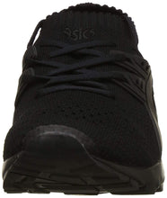 Load image into Gallery viewer, ASICS Men's Gel-Kayano Trainer Knit Black Sneakers