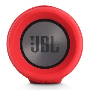 JBL Charge 3 Powerful Portable Speaker with Built-in Powerbank (Red)