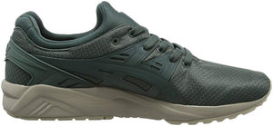ASICS Men's Gel-Kayano Trainer Knit Green Sneakers