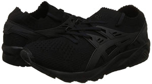 ASICS Men's Gel-Kayano Trainer Knit Black Sneakers