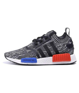 NMD RUNNER Multi Color Running Shoes BLACK